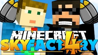 Minecraft: SkyFactory 4 -I BELIEVE I CAN FLY [10]