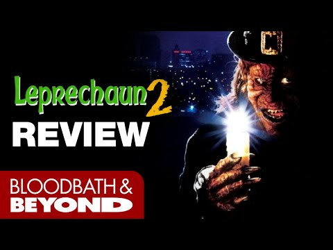 Leprechaun 2 (1994) - Horror Movie Review