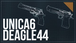 Battlefield 4: Unica6 & Deagle44 Waffen Guide - Welche ist besser? (Battlefield 4 Dragon's Teeth)