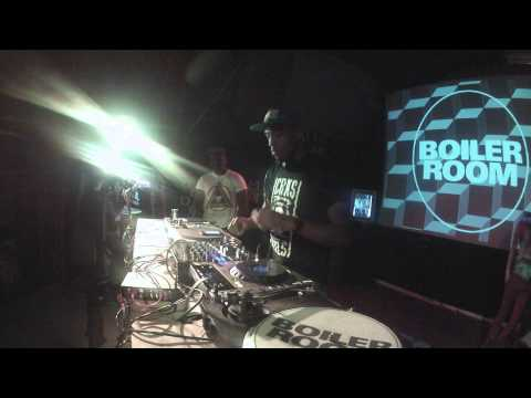 TRC Boiler Room DJ Set