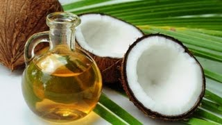 DIY Coconut Hot Oil Treatment For Dry Hair