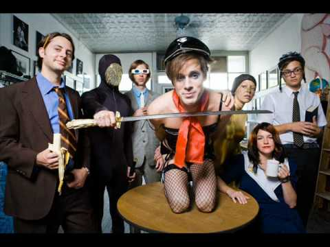 of Montreal - Bunny aint no Kind of Rider