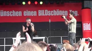 LOSE CONTROL - Damon Paul feat. Daniel Schuhmacher - BILD-Renntag in Gelsenkirchen am 01.05.2014