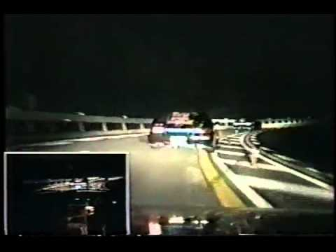 Illegal street race / Japan - Skyline