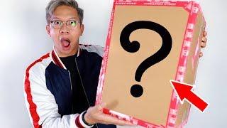 UNBOXING MYSTERY BOX 1 JUTA RUPIAH!!!