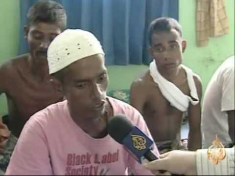 السلام عليكم ( تضامنا مع المسلمين في بورما)