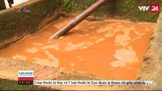 Tiêu điểm: Rào cản xã hội hóa nước sạch nông thôn - Tin Tức VTV24