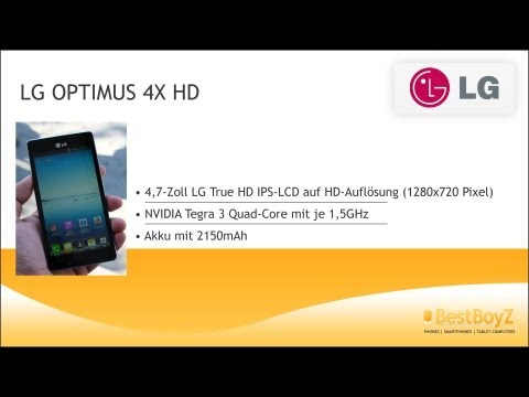 #MWC   Hands-on: LG OPTIMUS 4X HD   BestBoyZ