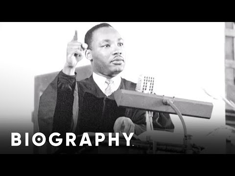 American Freedom Stories: Martin Luther King Jr. - Pastor