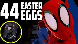 Spider-Man Into the Spider-Verse: Trailer Breakdown and Easter Eggs