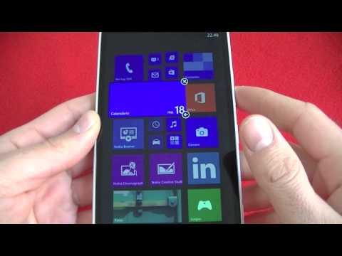 Nokia Lumia 1320, primeras impresiones y características (pre - review)