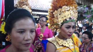 PURI PEMAYUN KESIMAN. Wedding Turah Yuda & Sagung Wulan Part. 3. B