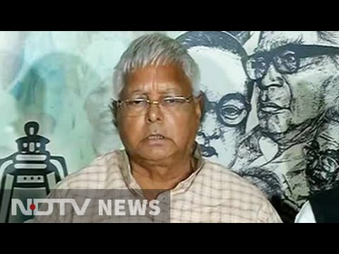 Exit polls in, what Lalu Prasad said about ally Nitish Kumar