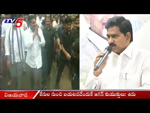 Minister Devineni Uma Fires On YS Jagan | TDP vs YCP | TV5 News