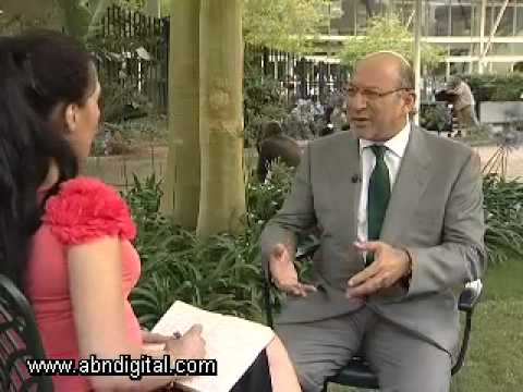 Trevor Manuel discussing Africa's Economic Growth - Part 1