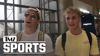 Logan Paul Says He'd Fight Jake Paul On One Condition