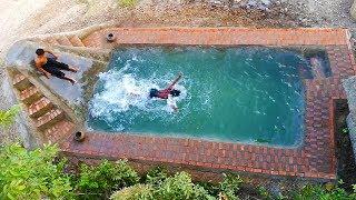 Build Swimming Pool Underground (Part 2)