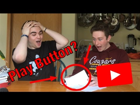 PAPER PLAY BUTTON - 50 SUB SPECIAL UNBOX