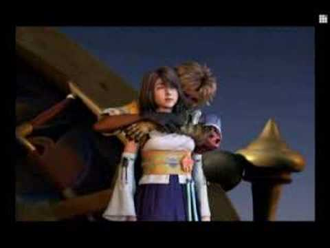 Final Fantasy X End Video