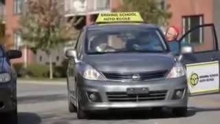 Cao thủ giả vờ không biết lái xe