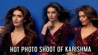 Karishma Tanna Hot Photo Shoot | For Poker League #KarishmaTanna