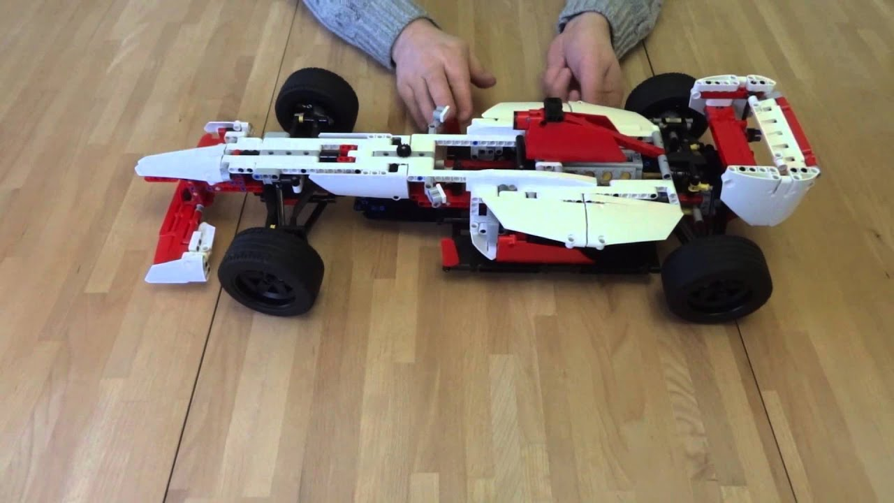 lego 42000 motorized - photo #46