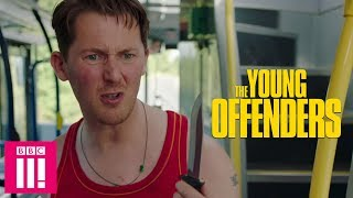 The Hostage Taker With The Unusual Request | The Young Offenders