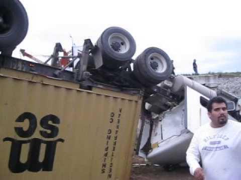 Accidente Autopista Orizaba- Acatzingo Km. 181