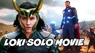 Loki & Wanda Solo TV Series Confirmed after Avengers 4