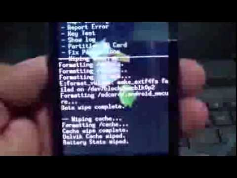 Actualiza Galaxy Ace Android 4.2