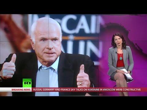 John McCain's Legacy of Bloodlust & Warmongering