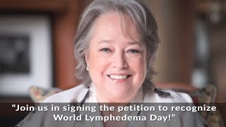 World Lymphedema Day - March 6th!