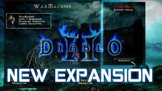 New Expansion!! 😨Release Date June 2020 - Diablo 2 - APRIL FOOLS