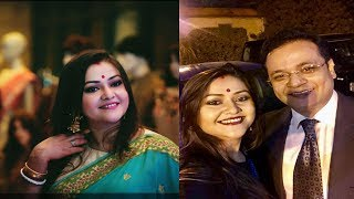 Andarmahal // Zeebangla Serial Actress Koneenica Banerjee's Real Life partner Unseen Photos