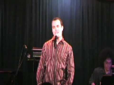 Ryan Rigazzi sings Taylor, the Latte Boy