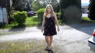I Wear A Dress & Flip Flops To School LOL