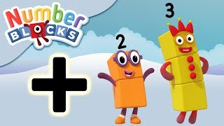 Numberblocks - Adding Numbers | Learn to Count