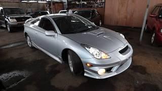 GT AUTOS IQUIQUE - TOYOTA CELICA SS2 2001 1.8cc MT6 PLATEADO