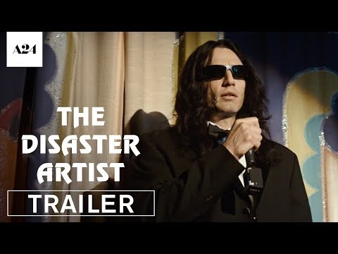 The Disaster Artist | Tommy | Official Trailer 2 HD | A24