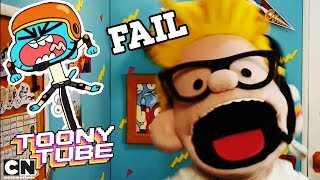 Le Fail Parfait de Gumball | Toony Tube | Cartoon Network
