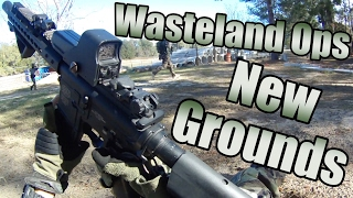 [New Florida Airsoft field!] - Wasteland Ops - Part 1: Ep. 1 - New Grounds