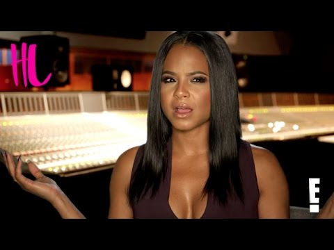 Christina Milian Gets Into Huge Fight In The Studio