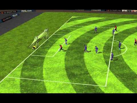 FIFA 14 Android - LamaLars12345 VS Sporting CP