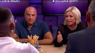 "Hennis-Plasschaert: ""Dit is echt waanzin""  - RTL LATE NIGHT"