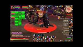 WoW Cata - How to Tank DS for Dummies! - Zon'ozz LFR