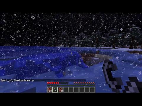 {SPG TV.}:Minecraft ทดสอบ Plugin Herobrine 3