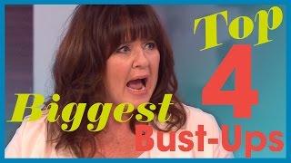 Top 4 Biggest Loose Women Bust-Ups | Loose Women