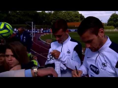 Perfekt! Antoine Griezmann wechselt zu Atletico Madrid | Neuer Teamkollege für Mario Mandzukic