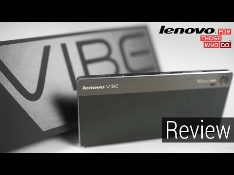 Lenovo Vibe Shot Review - Refreshing!