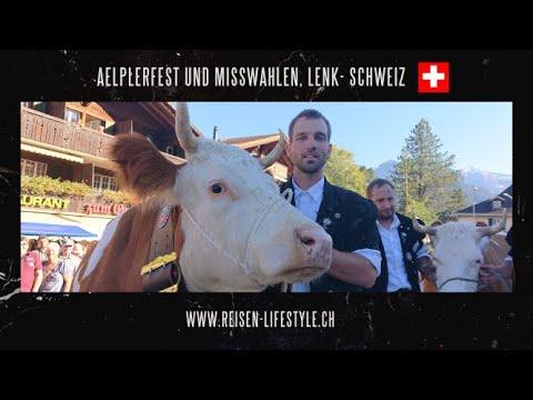 Miss Lenk 2018 im Berner Oberland - Schweiz